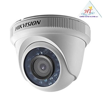 CAMERA HDTVI DOME 2.0MP DS-2CE56D0T-IR(C)