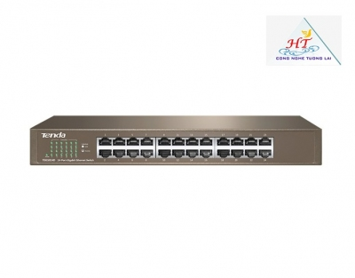 SWITCH TENDA TEG1024D 24-PORT GIGABIT ETHERNET SWITCH