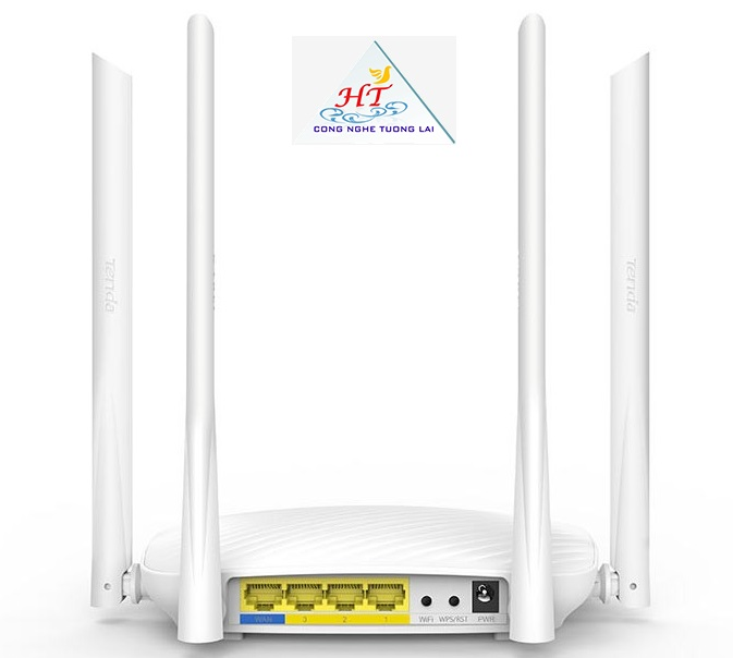 Router Tenda F9 Trắng